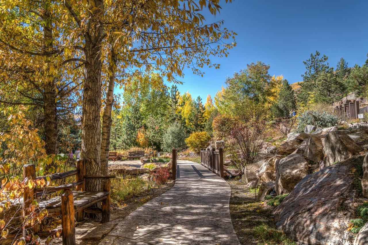 Outdoor Colorado area.